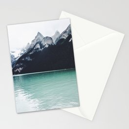 Lake Louise Reflections  Stationery Cards