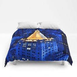 New York Life Building Comforters
