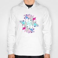 bright Hoodies featuring Bright by jozi.art