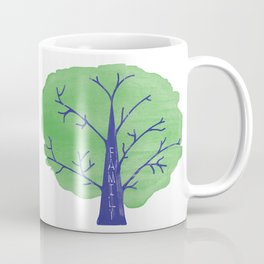 Camping Family Tree May Grow But Lasts Forever Coffee Mug
