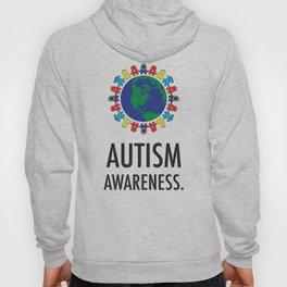 Autism Awareness Around the World Hoody