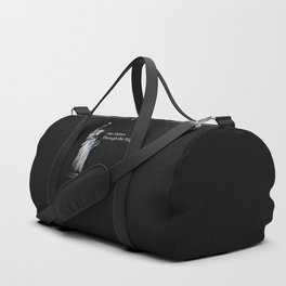 She Shines Through the Night 2 Duffle Bag