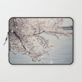 Cherry Blossoms of DC Edition 1 Photography Print Laptop Sleeve