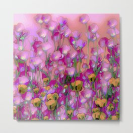 Spring Blush too ... Metal Print