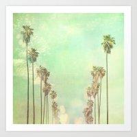 la Art Prints featuring Los Angeles. La La Land photograph by Myan Soffia