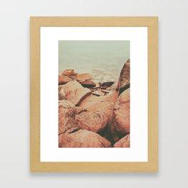 Prince Edward Island North Coast Framed Art Print
