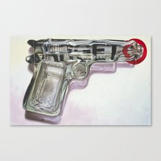 Tequila Shooter Canvas Print