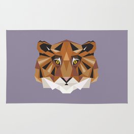 T is for Tiger Rug