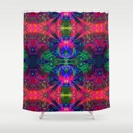 Hallucinogen Shower Curtain