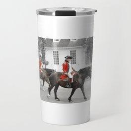 Red Coats Photography Travel Mug