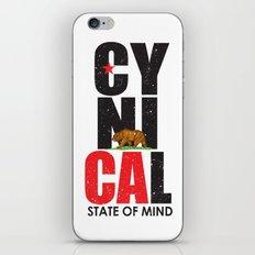CyniCAl iPhone & iPod Skin