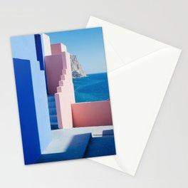 Colour architecture Stationery Cards