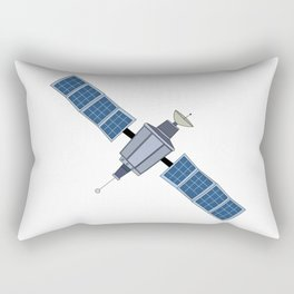 Satellite Rectangular Pillow
