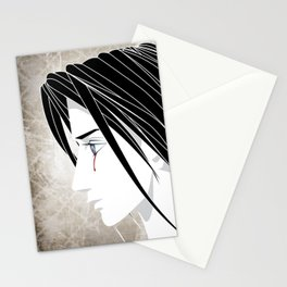 Angel's Eyes Stationery Cards
