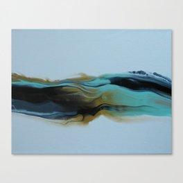 Ocean tides Canvas Print