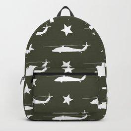 UH-60 Black Hawk Pattern Backpack