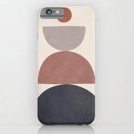 Balancing Elements III iPhone Case
