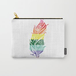 lgbt rose Carry-All Pouch