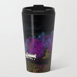 oscar leaves the party Travel Mug