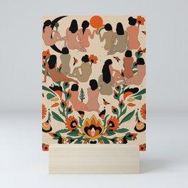 Got Your Back II Mini Art Print