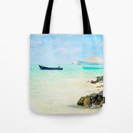Lanikai Point (Windward side of Oahu) Tote Bag