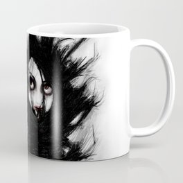 Coiling and Wrestling. Dreaming of You Coffee Mug