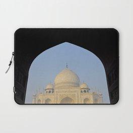 The Taj Mahal, India Laptop Sleeve