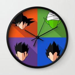 Dragon Ball flat Wall Clock