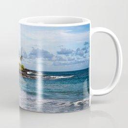 Surfers in Poipu Coffee Mug