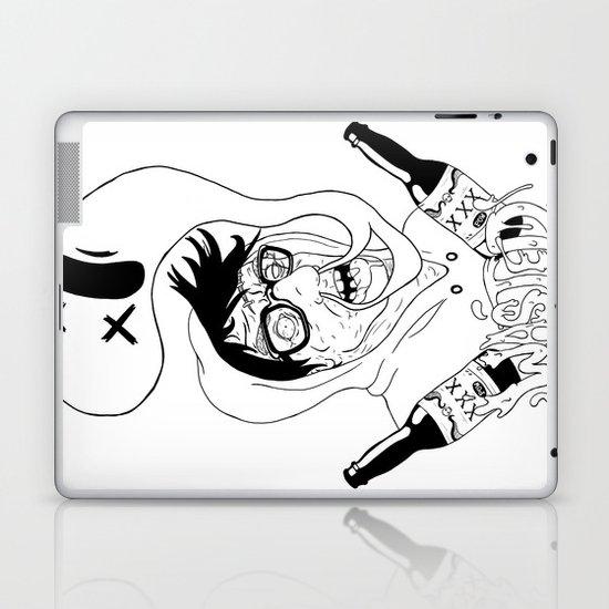 Wasted Laptop & iPad Skin