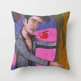 Romancing The Stone Throw Pillow
