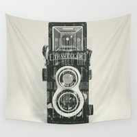 photograph Wall Tapestries featuring To photograph... by Lionel Fernandez Roca