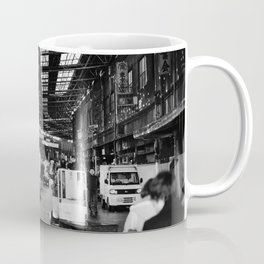 The Entry to Tsukiji Fish Market, Tokyo, Japan Coffee Mug