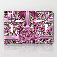 burlesque iPad Cases featuring HELLENIC BURLESQUE by AZZURRO ARTS