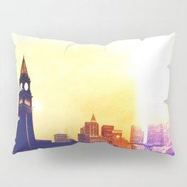 Light Leaks in Seattle Pillow Sham