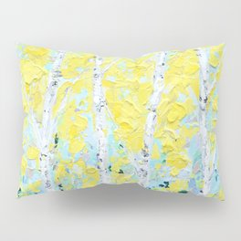New England Paper Birch Pillow Sham