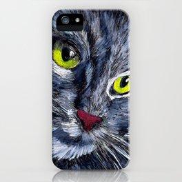 Lucielle iPhone Case