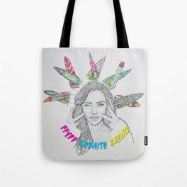 FFYDD, GOBAITH, CARIAD / Faith, Hope, Love Tote Bag