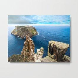 Tasman Island Lighthouse Metal Print
