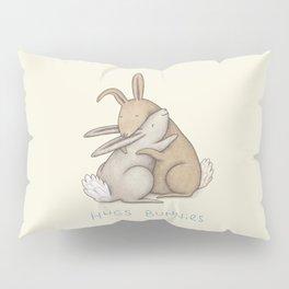 Hugs Bunnies Pillow Sham