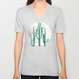 Desert Nights 2 Unisex V-Neck