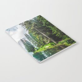 The Place To Be Notebook