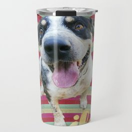 Jordie Geometry Travel Mug