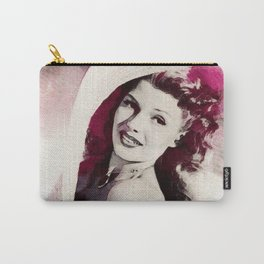 Rita Hayworth Carry-All Pouch
