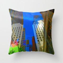 San Francisco 1 Throw Pillow