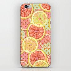 Fresh & Fruity iPhone & iPod Skin