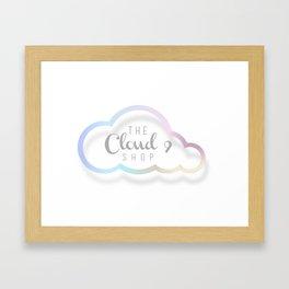 The Cloud9 Shop  Framed Art Print