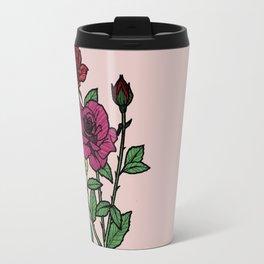 delicate roses Travel Mug