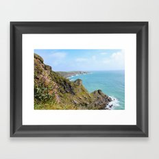 Old Head, Kinsale, Ireland Framed Art Print
