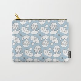 Gojo Pattern Carry-All Pouch